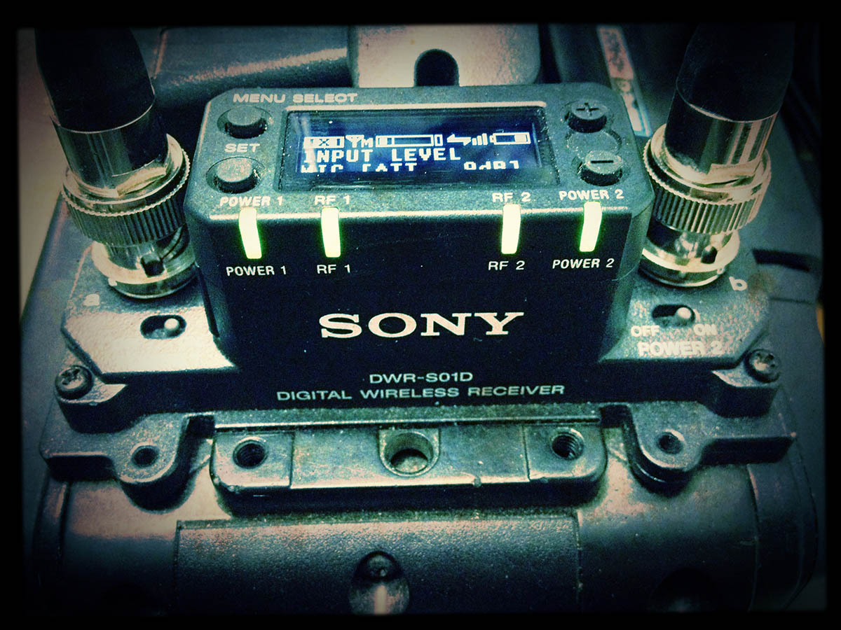 Sony Digital Wireless