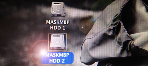 More disk space on your Macbook Pro??