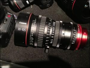 30-105mm T2.8 Zoom