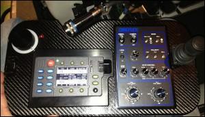 Control Panel with Alexa M control panel