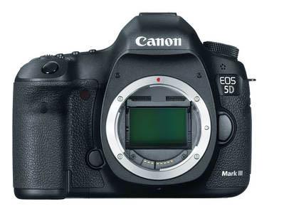 Canon 5D mark III – at last