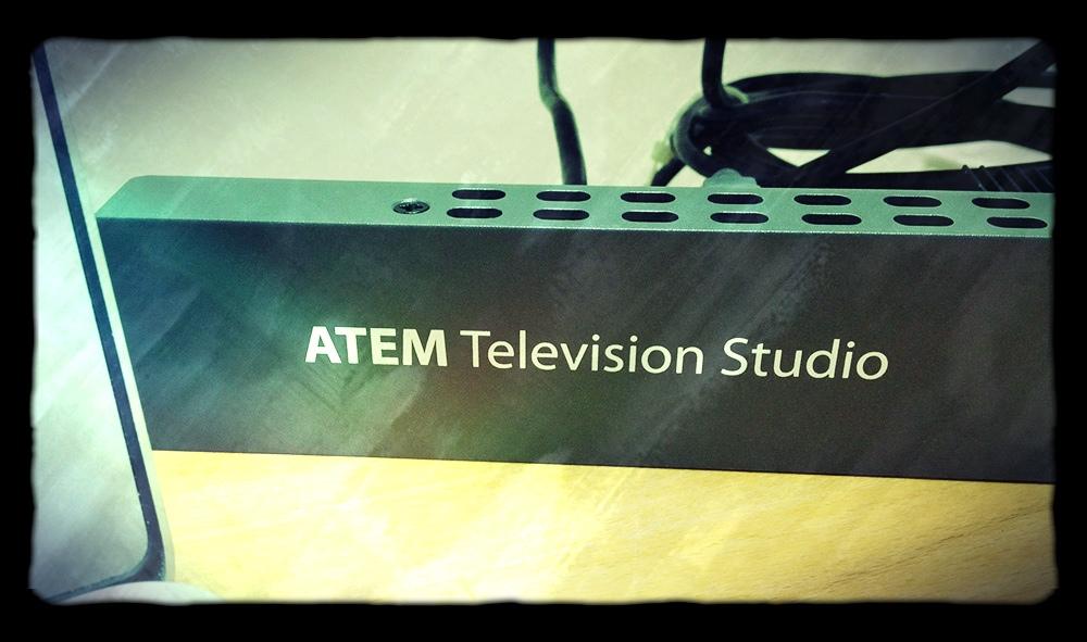 ATEM TV Studio – Blackmagic Design