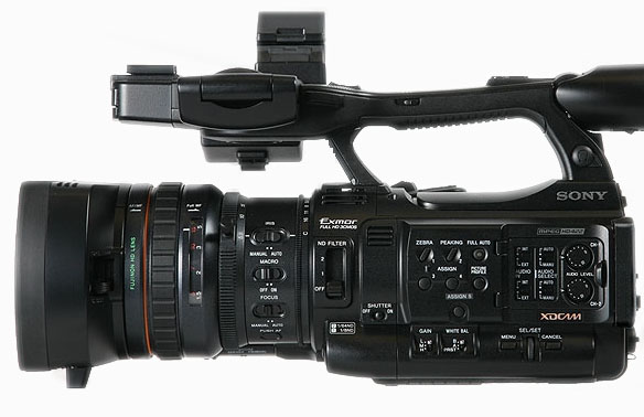 Sony PMW-200 !! Officially released