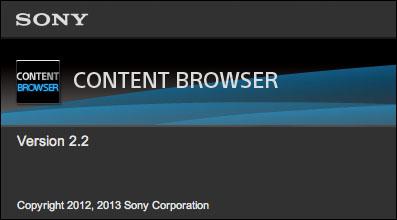 Sony software and Mac OS X Mavericks