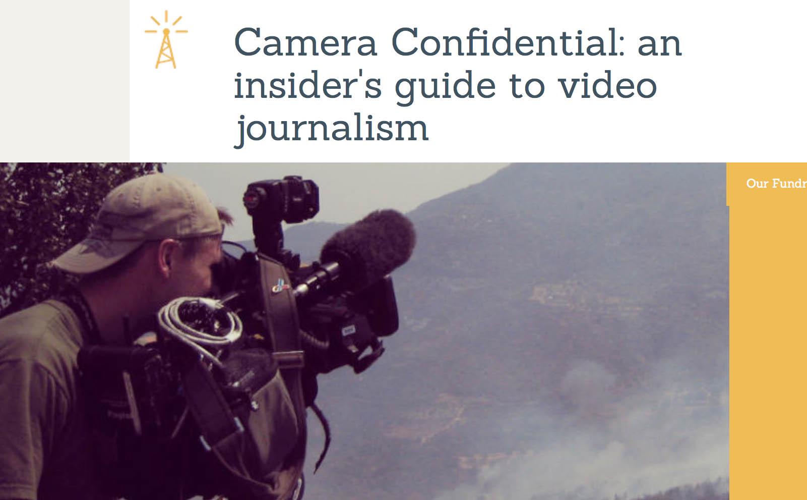 camera confidential
